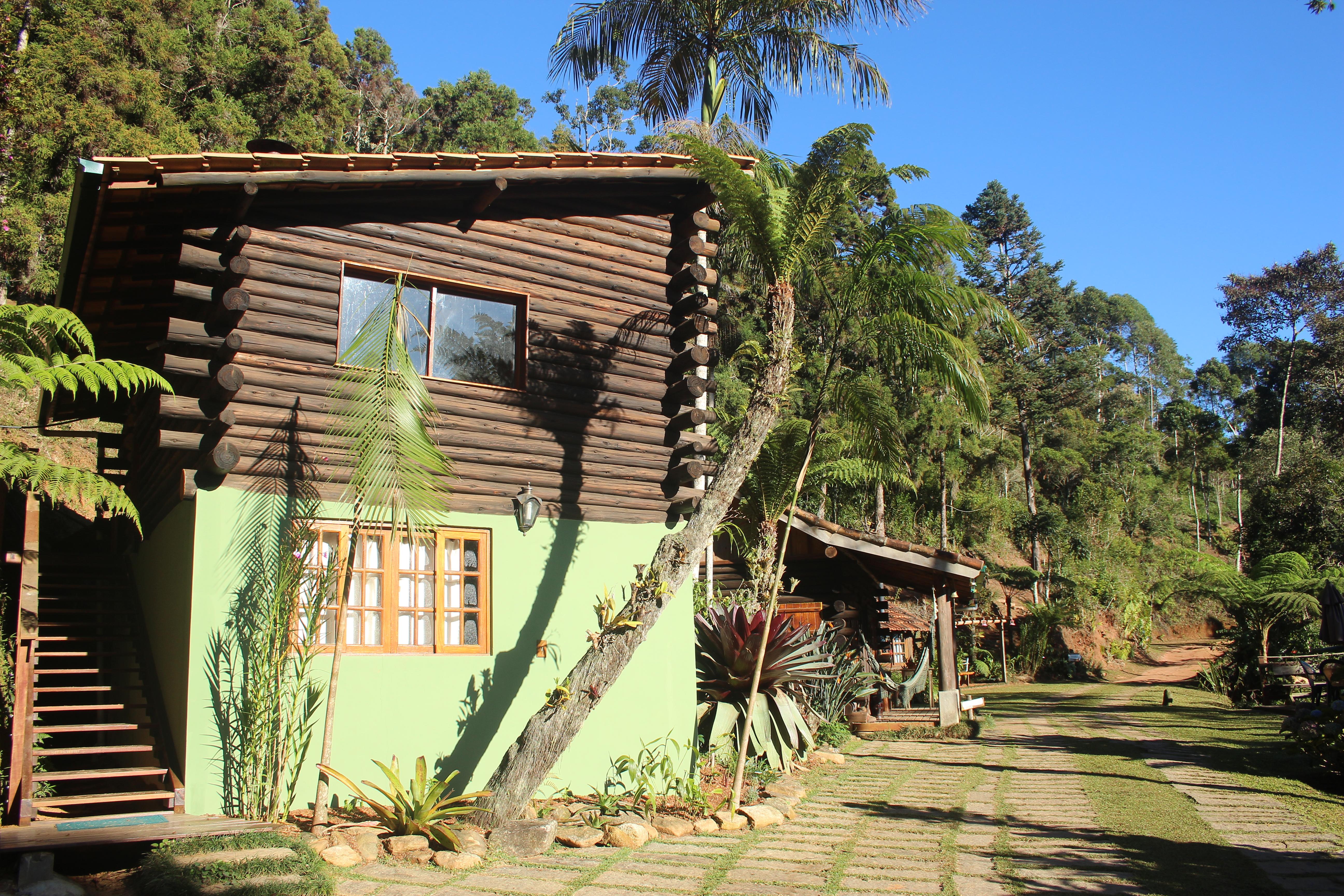 The Eco Lodge Itororó Brazil