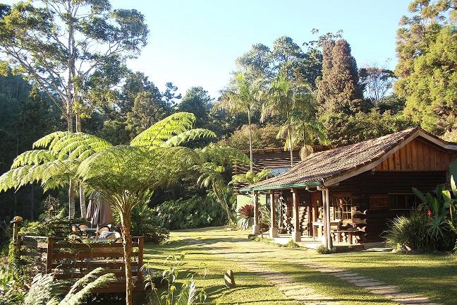 Ecolodge Itororó cottage