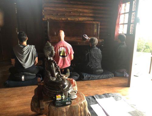 Retiro Espiritual Budista